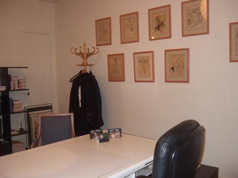 Bureau de Serge Sadoun