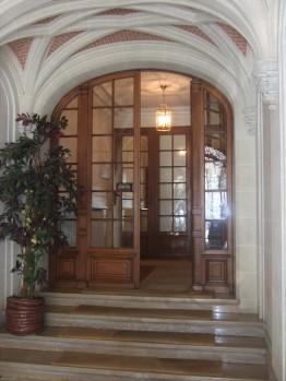 Hall du cabinet